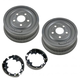 1ABDS00247-Brake Drum & Shoe Set Rear