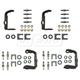 1ADRK00093-Door Hinge Pin  Bushing  & Bracket Repair Kit  Dorman 38663  38664