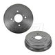 1ABDS00251-Brake Drum Rear Pair