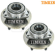 TKSHS00567-Wheel Bearing & Hub Assembly Front Pair Timken HA590034