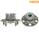 TKSHS00561-Acura RSX Honda Civic Wheel Bearing & Hub Assembly Rear Pair Timken HA590005