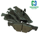 1ABPS00520-2011-14 Brake Pads Rear