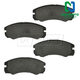 1ABPS00517-Brake Pads Front