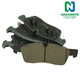 1ABPS00519-2011-14 Brake Pads Front