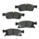 1ABPS00518-Brake Pads Front