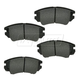 1ABPS00515-Chevy Camaro Caprice Brake Pads Front