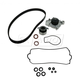 1AEEK00303-Honda Civic Civic Del Sol CRX Timing Belt Kit with Water Pump  Valve Cover Gasket & Seals