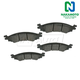 1ABPS00501-Brake Pads Front  Nakamoto MD1158