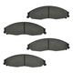 1ABPS00508-Brake Pads Front  Nakamoto MD921