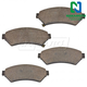 1ABPS00507-Brake Pads Front