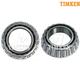 TKSHS00569-Wheel Bearing Rear Pair  Timken 33281