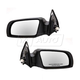 1AMRP01072-2007-12 Nissan Altima Mirror Pair