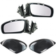 1AMRP01073-Infiniti Mirror Pair Paint to Match