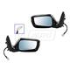 1AMRP01070-2010-13 Acura MDX Mirror Pair