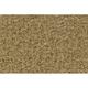 ZAICK10255-1974-76 Mercury Montego Complete Carpet 7577-Gold