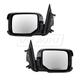1AMRP01071-2009-13 Honda Pilot Mirror Pair