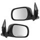 1AMRP01077-2009-12 Toyota Rav4 Mirror Pair
