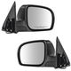 1AMRP01075-2009-10 Subaru Forester Mirror Pair