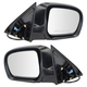 1AMRP01074-2009-10 Subaru Forester Mirror Pair Paint to Match