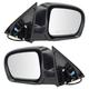 1AMRP01074-2009-10 Subaru Forester Mirror Pair