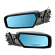 1AMRP01078-Cadillac CTS CTS-V Mirror Pair Paint to Match
