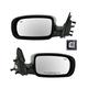 1AMRP01083-2011-14 Chrysler 200 Mirror Pair