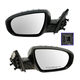 1AMRP01089-2011-13 Kia Optima Mirror Pair