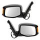 1AMRP01058-2011-13 Honda Odyssey Mirror Pair