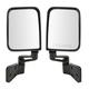 1AMRP01057-1997-02 Jeep Wrangler Mirror Pair