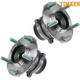 TKSHS00531-2009-11 Mazda RX-8 Wheel Bearing & Hub Assembly Front Pair  Timken HA590360