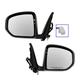 1AMRP01091-2009-13 Nissan 370Z Mirror Pair Black