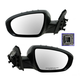 1AMRP01090-2011 Kia Optima Mirror Pair