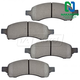 1ABPS00382-Brake Pads Front