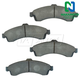 1ABPS00381-Brake Pads Front