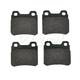 1ABPS00389-Saab 900 Brake Pads