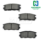 1ABPS00386-Brake Pads Rear