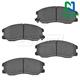 1ABPS00385-Brake Pads