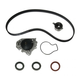 1AEEK00291-Honda Civic Civic Del Sol Timing Belt and Component Kit with Water Pump and Seals