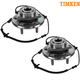 TKSHS00533-Wheel Bearing & Hub Assembly Front Pair Timken HA590354