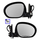 1AMRP01001-2009-13 Nissan Cube Mirror Pair Paint to Match
