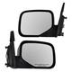 1AMRP01007-2006-14 Honda Ridgeline Mirror Pair