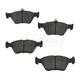 1ABPS00394-Saab 900 Brake Pads