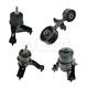 1AEEK00289-Toyota Camry Solara Engine & Transmission Mount Kit