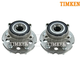 TKSHS00536-Wheel Bearing & Hub Assembly Rear Pair