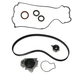 1AEEK00280-Honda Civic Civic Del Sol Timing Belt Kit with Water Pump  Valve Cover Gasket & Seals