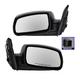 1AMRP01046-2010-13 Hyundai Tucson Mirror Pair