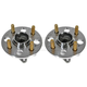 1ASHS00407-Wheel Bearing & Hub Assembly