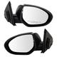 1AMRP01018-Mazda 3 Mirror Pair