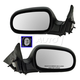 1AMRP01019-1994-01 Acura Integra Mirror Pair