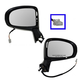 1AMRP01012-2009-13 Toyota Venza Mirror Pair
